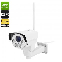 T3862D(1080P)  H.264 SERIES PTZ OUTDOOR P2P IP CAMERA TENVIS