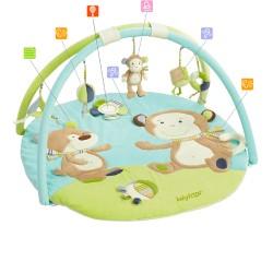3-D Activity Quilt Monkey
