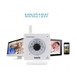 IP camera MINI 319W - Baby Monitor White