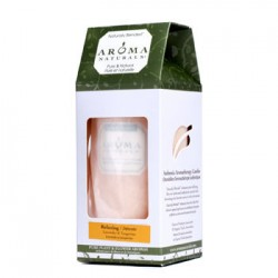 AROMA NATURALS Authentic Aromatherapy Candles - Relaxing (lavendel og mandarin)