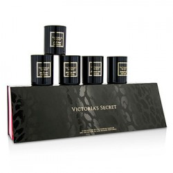 VICTORIA'S SECRET A Collection Of Five Scented Candles