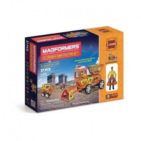 Magformers XL Cruiser Construction Set
