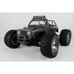 KAISER EMTA BRUSHLESS MONSTER TRUCK BLACK RTR 6411-F111-S