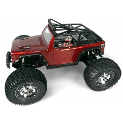 KAISER EMTA BRUSHLESS MONSTER TRUCK RED RTR 6411-F112-S