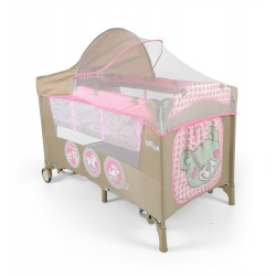 Reiseseng Milly Mally Mirage Deluxe- PINK TOYS